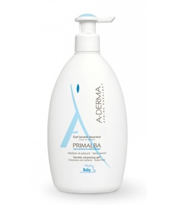 ADERMA PRIMALBA GEL DET 500ML
