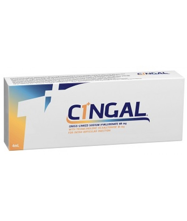 CINGAL SIRINGA PRERIEMP 4ML