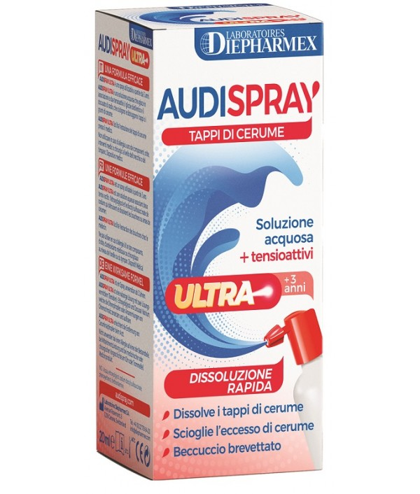 AUDISPRAY ULTRA SPRAY 20ML