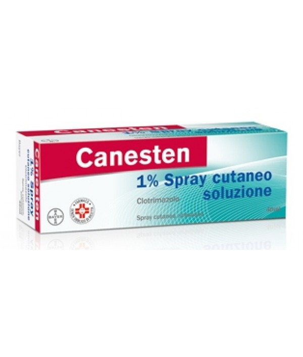 CANESTEN*SOLUZ CUT FL 40ML 1%