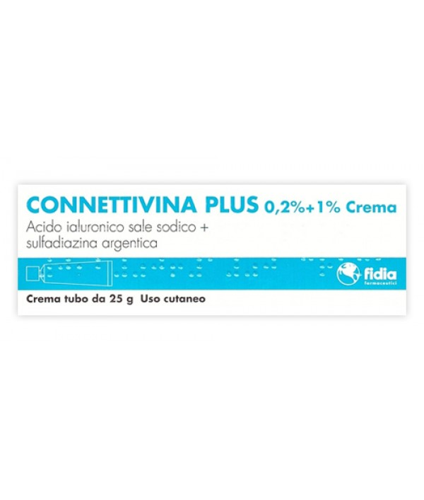 CONNETTIVINA PLUS*CREMA 25G