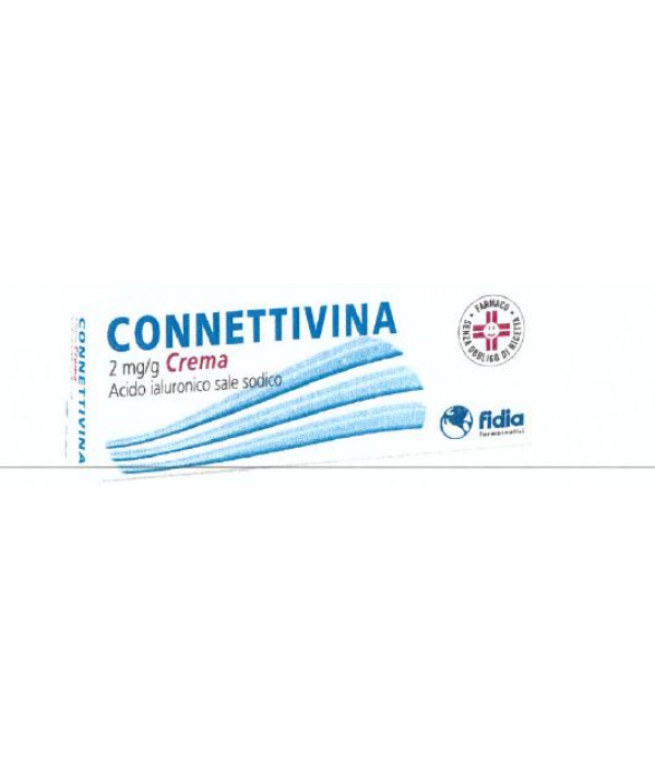 CONNETTIVINA*CREMA 15G 2MG/G