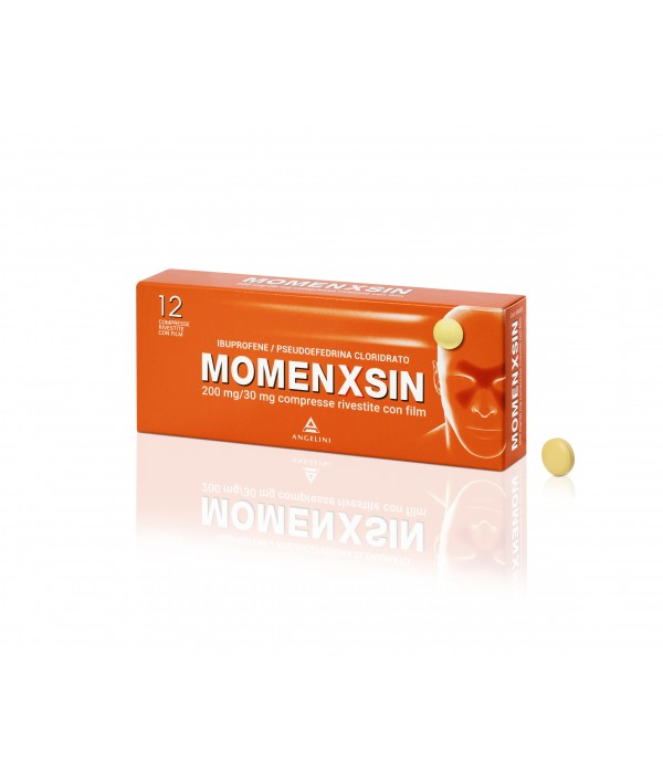 MOMENXSIN*12CPR 200MG+30MG