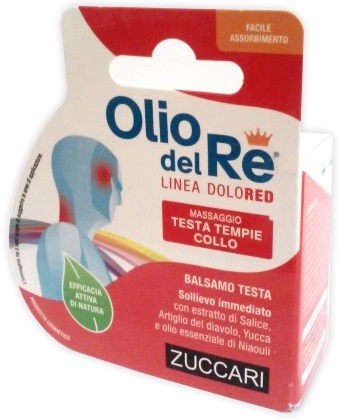 OLIO DEL RE DOLORED BALS TESTA