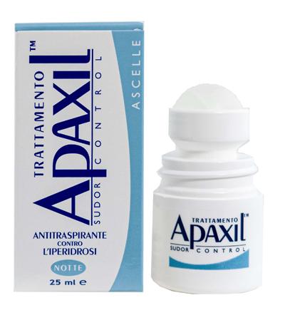 APAXIL SUDOR CONTROL ASCEL25ML